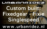 Urbanridez, custom built fixedgear en singlespeed bicycles